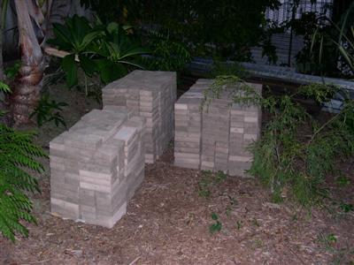 Pile of bricks - it looks too small...