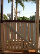 Deck Safety Gate