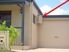 Ideas for fencing outside airconditioner unit air - How to hide window ac unit ...