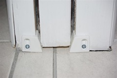 Sliding Pockey Door Guides - Stop Scratches