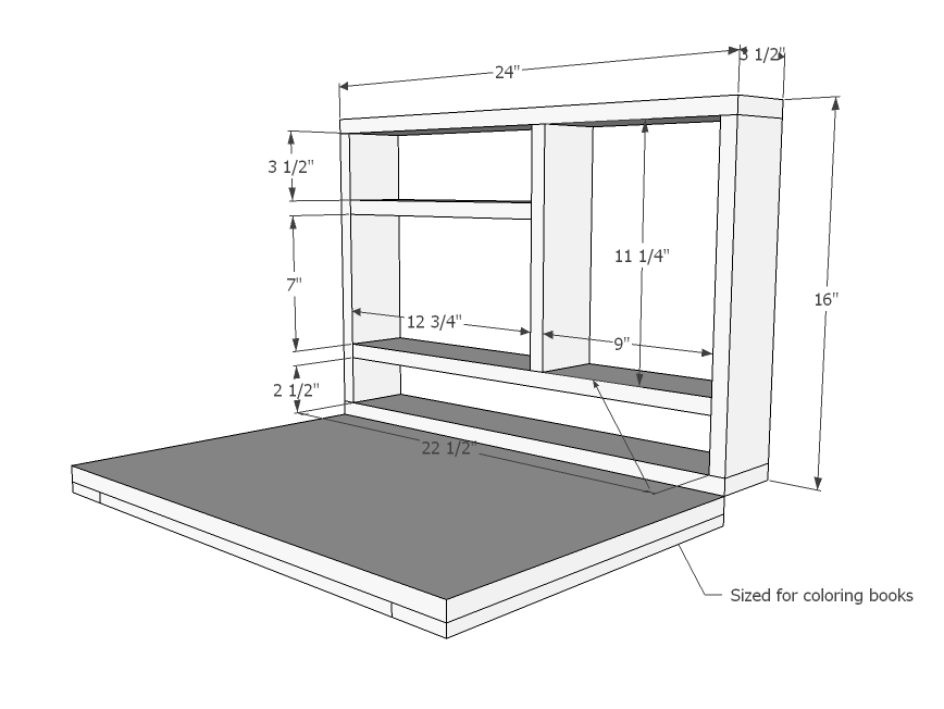 Pdf diy fold down wall desk plans download floating deck for Diy fold down desk