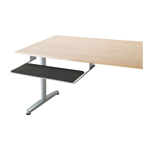 Ikea Summera Pull Out Keyboard Shelf