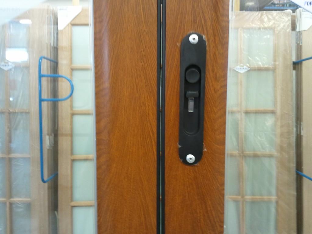 Gaps in Zone Living Doors