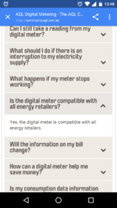 Digital Smart Meter Compatibility