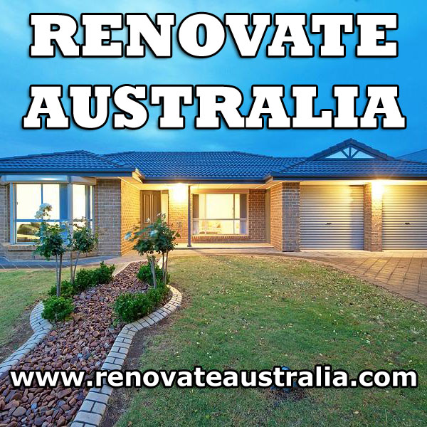 Renovate Australia DIY Renovation Show